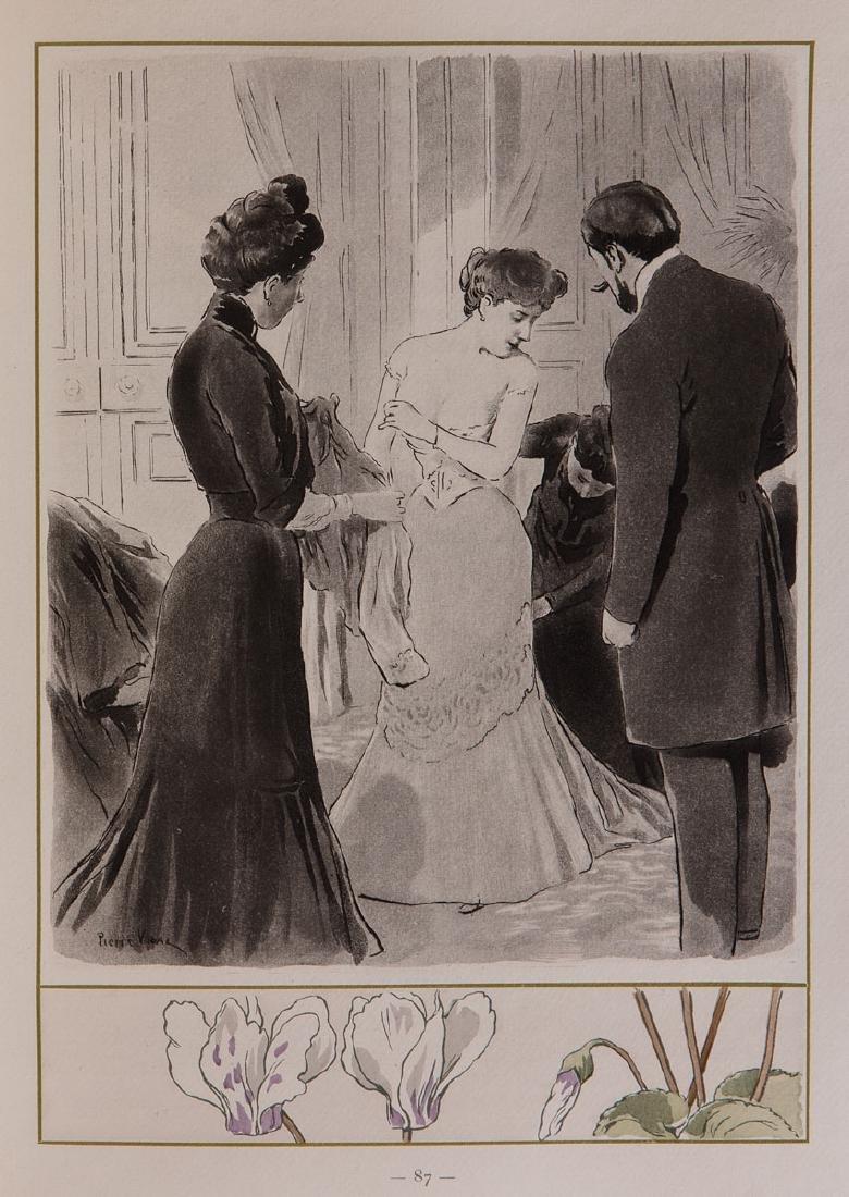 Pierre VIDAL - Les Heures de la femme à Paris.