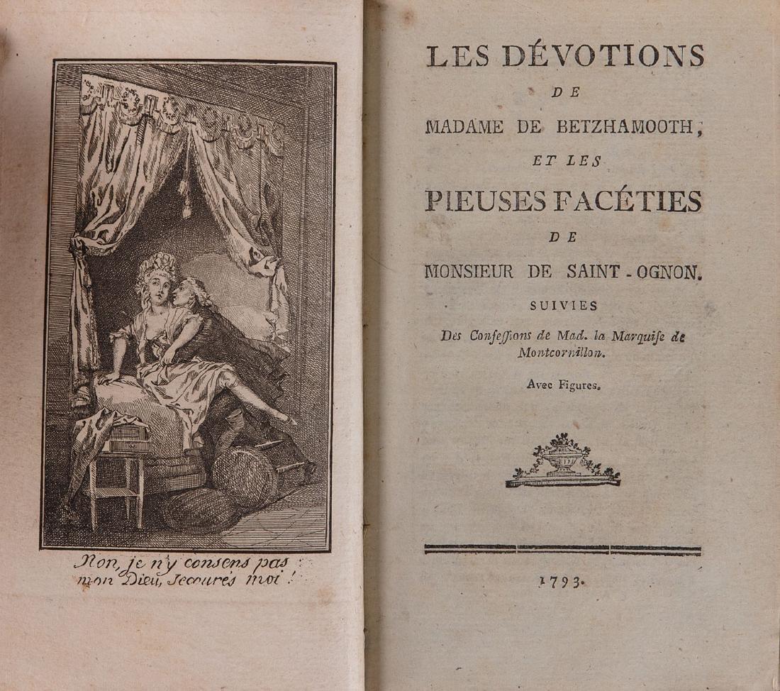 [Théophile Imarigeon DUVERNET, ABBé ]- Les Dévotions