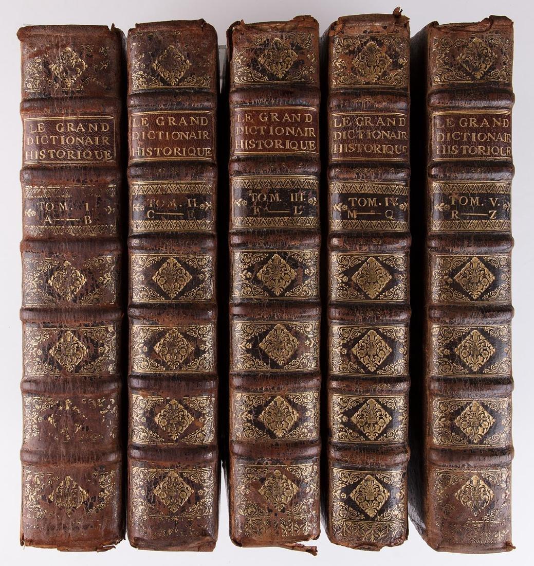 Louis MORERI - Le grand Dictionnaire historique, ou le