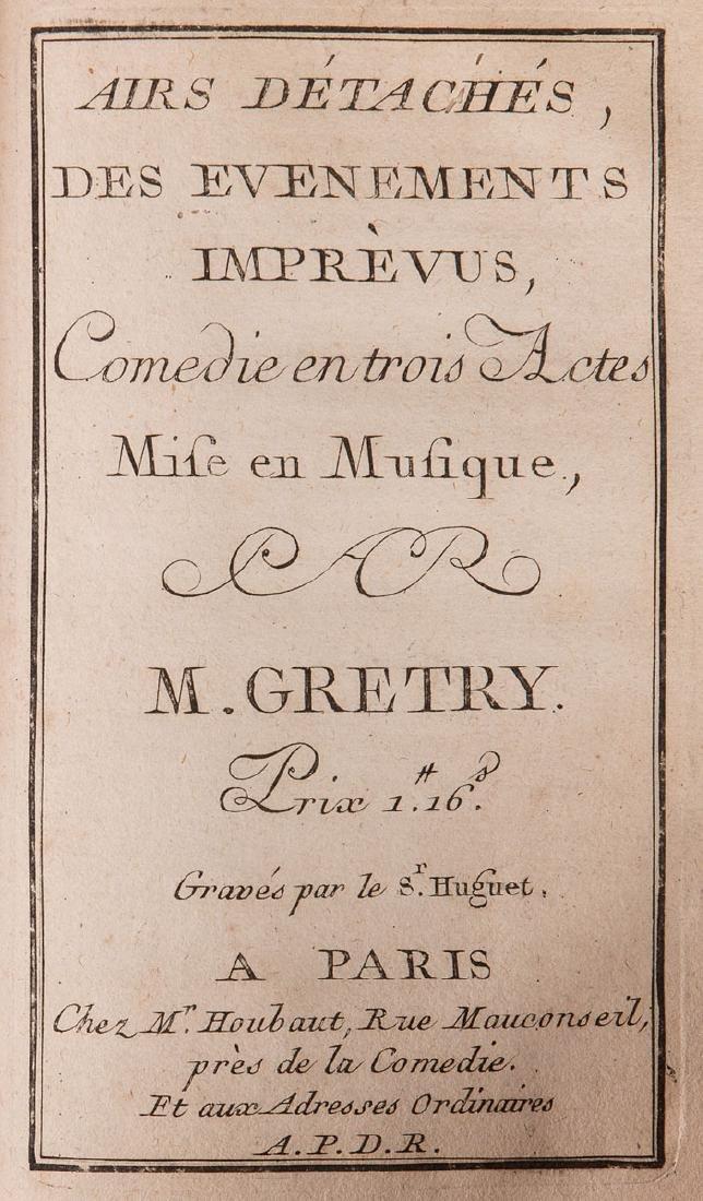 [MUSIQUE] [André-Ernest-Modeste GRÉTRY ]- Ensemble 7