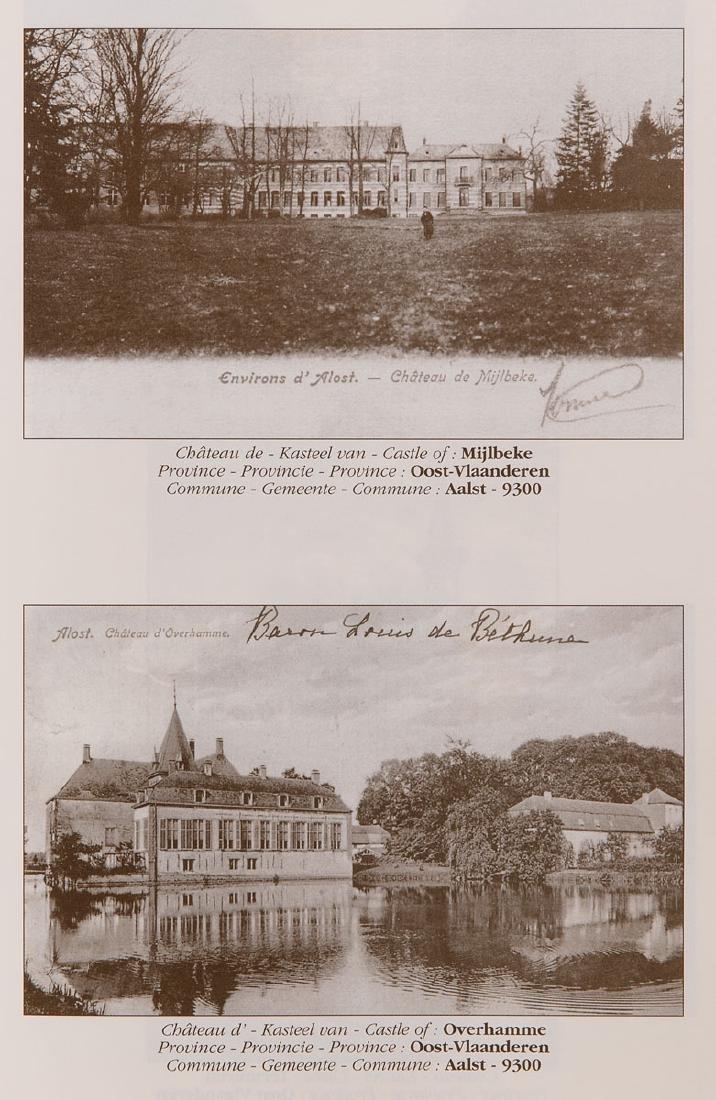 Miguel de BOUNAM DE RYCKHOLT - Cartes postales ancienne