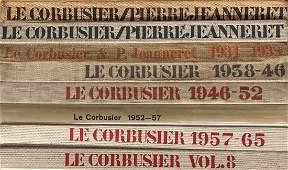 LE CORBUSIER ET PIERRE JEANNERET - Oeuvre complète