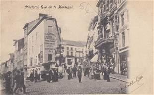 HAINAUT Charleroi Bruxelles Ensemble 35 cartes pos