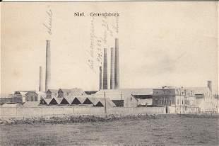 NIEL Rickevorsel et Turnhout Ensemble 16 cartes posta