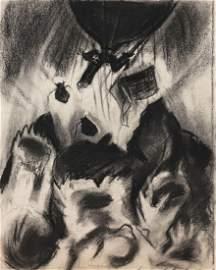 [Attribué à Rosy LILIENFELD (1896-1942) ]- Ensemble 2