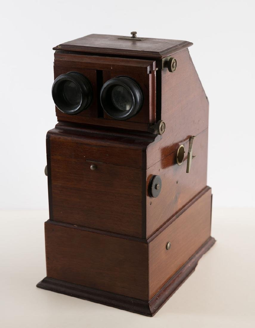 [VISIONNEUSE - STEREO VIEWER] POLYPHOTE