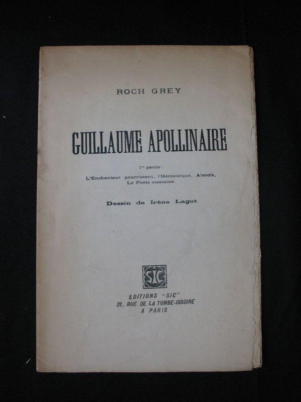 363 GREY, Roch alias baronne OETTINGEN - Guilaume Apol