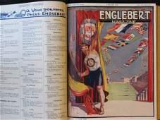 122: Englebert 1ère année Revue Automobile