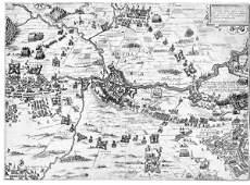 46: Breda. Cartographie Plan Map