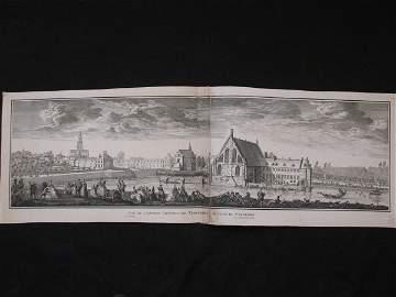 91: HEYLBROUCK Tervueren Tervuren Château Gravure