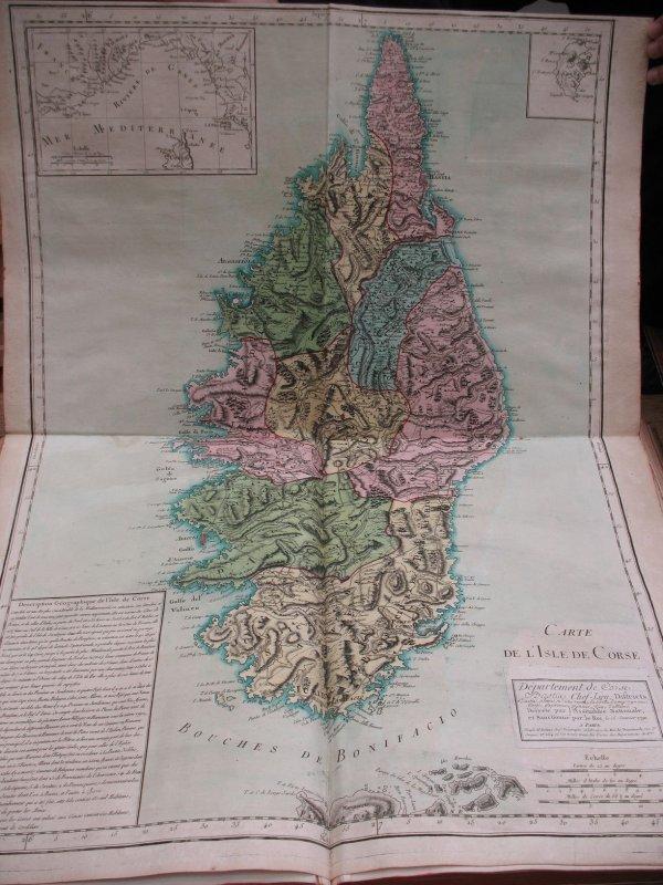 90: Atlas national et général de la France, en quatre-v