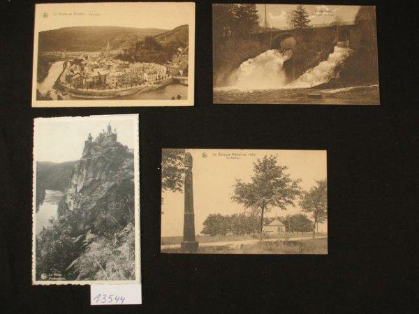 1003: Ardennes. +/-200 cartes postales.