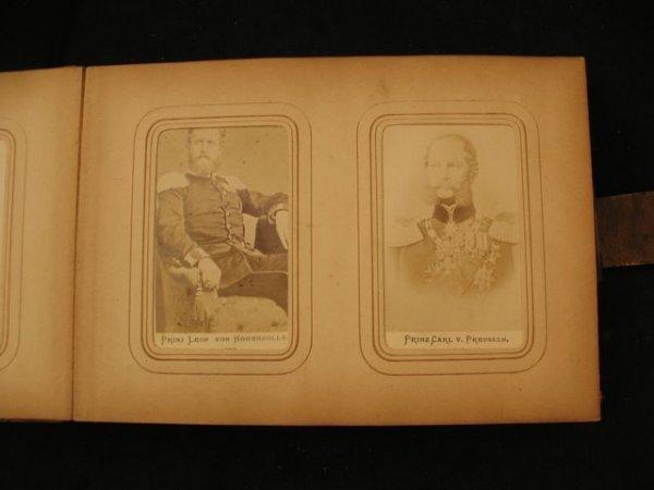 1019: Photos 1870 portraits allemands