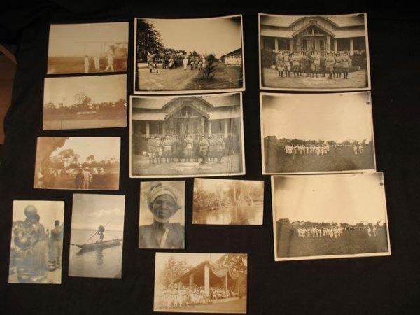 1021: Photos Congo. fin des années 1920