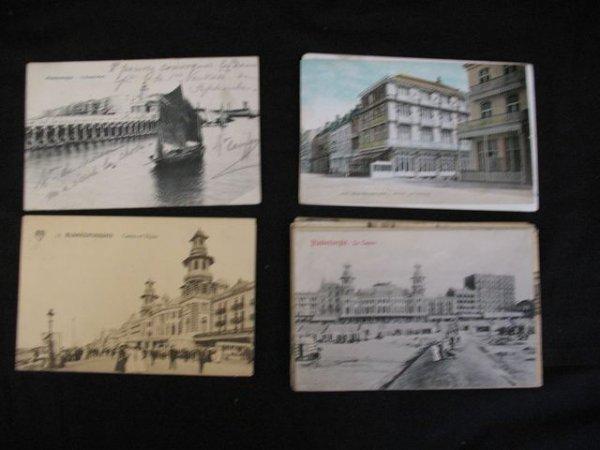 3: Blankenberge 30 cartes postales début XX