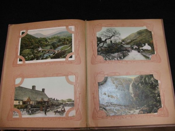 7: Angleterre England Pays de Galle Wales Postcards 190