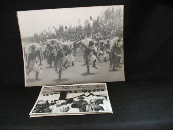 8: Congo belge cartes postales postkaarten