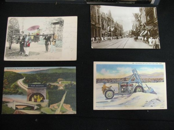 9: Europe cartes postales postcards postkaarten