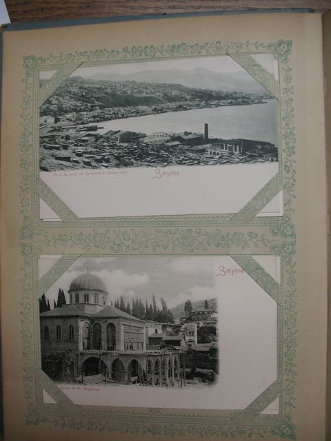 12: Marseille Naples Athènes Smyrne Palestine cp