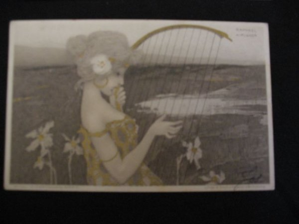 23: KIRCHNER  carte postale postcard