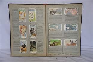 Le Monde des Animaux. Album n°2. Chromos