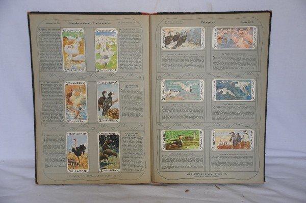 5: Le Monde des Animaux. Album n°2. Chromos