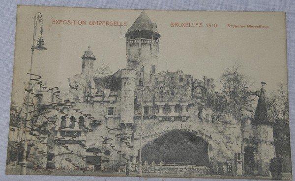 13:Expositions universelles Environ 800 cartes postales