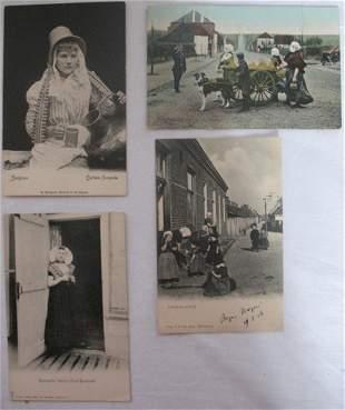 Folklore, Costumes & Petits Métiers. Environ 480 ca