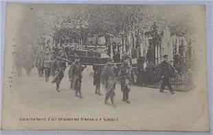 1914-1918. Belgique, France. Environ 600 cartes pos