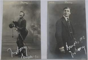 Théâtre et Opéra. Environ 200 cartes postales.