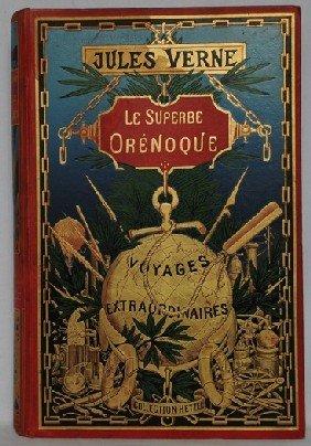 [Globe Dor�] VERNE, Jules  - Le Superbe Or�noque.