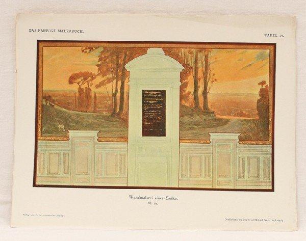 229: Dekorative Vorbilder. Eine Sammlung von Figürliche