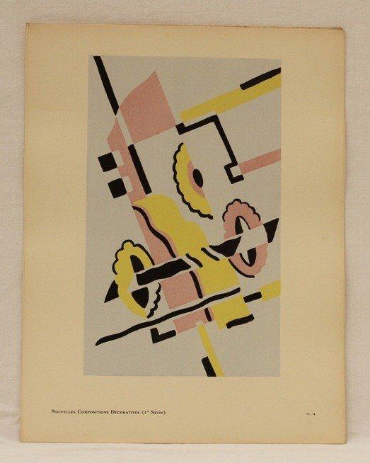 232: GLADKY (1880-C.1930), Serge  - Nouvelles compositi