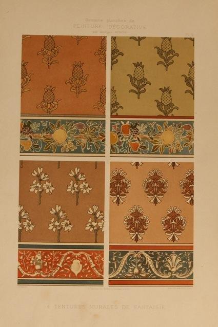 238: RÉMON, Georges  - Soixante planches de peinture dé