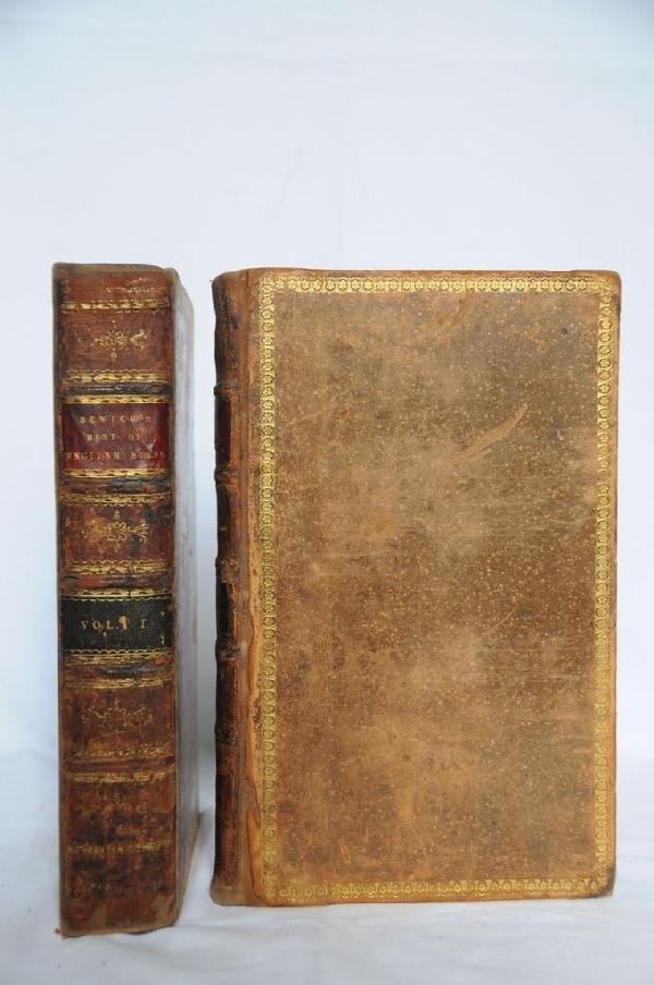 5: BEWICK, Thomas  - History of British Birds.