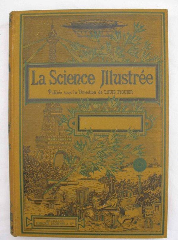 17: FIGUIER, SOUS LA DIRECTION DE, Louis  - La Science