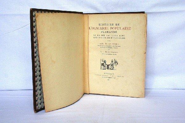 196: VAN HEURCK ET G. J. BOEKENOOGEN, Émile  - Histoire