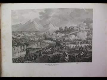 147:MIGER Tableaux historiques des campagnes d'Italie