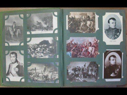 21: [Ier Empire] Napoléon Bonaparte. Environ 500 cartes