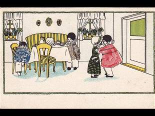 Enfants. 220 cartes postales illustrées d'enf