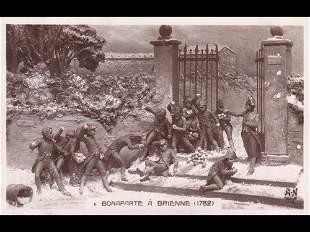 Napoléon. Environ 100 cartes postales.