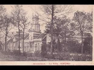 Anvers & environs. Environ 120 cartes postales.