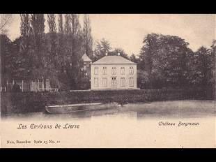 Anvers et sa province. Environ 70 cartes postales.