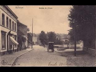 Auderghem, Boitsfort. Environ 80 cartes postales.