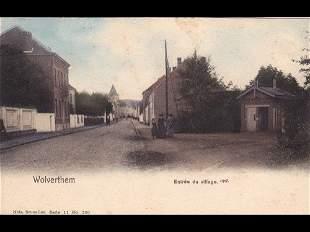 Brabant flamand. Environ 40 cartes postales.