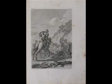 467: CERVANTÈS SAAVEDRA, Miguel  - El ingenioso