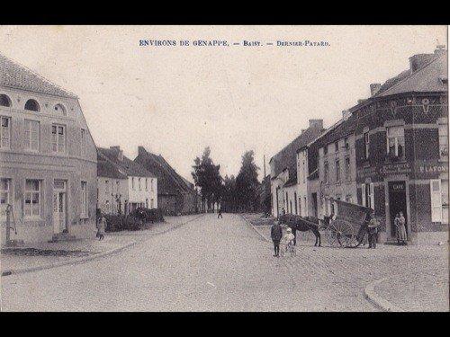 5: Brabant. Environ 130 cartes postales.