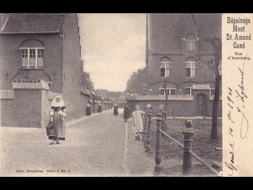 11: Bruxelles et Brabant. Environ 60 cartes postales.