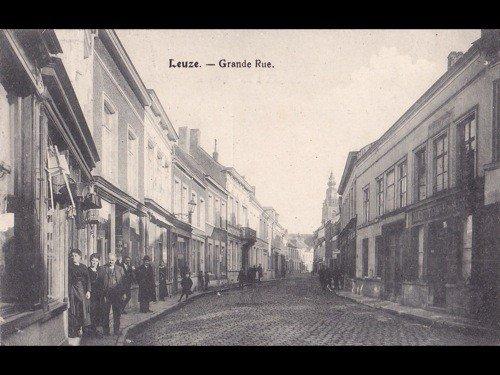 18: Hainaut. Environ 95 cartes postales.