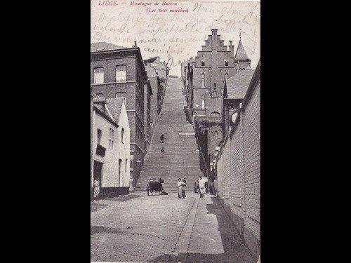21: Liège et environs. Environ 100 cartes postales.